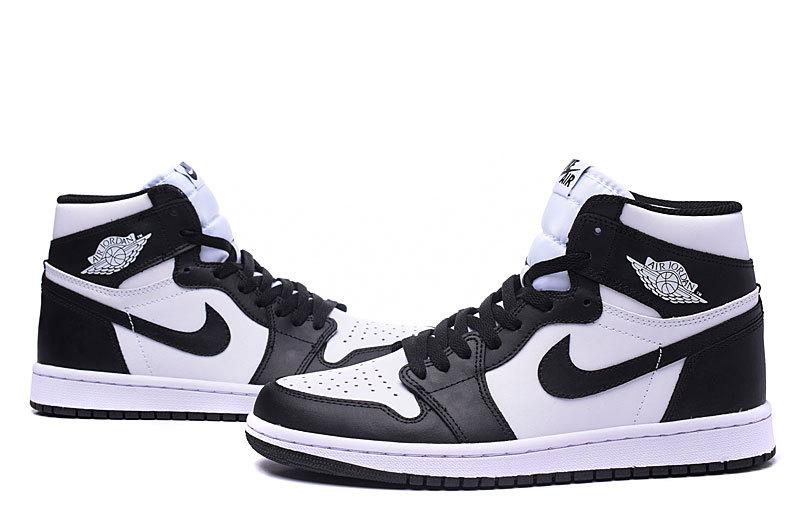 air jordan one noir et blanche